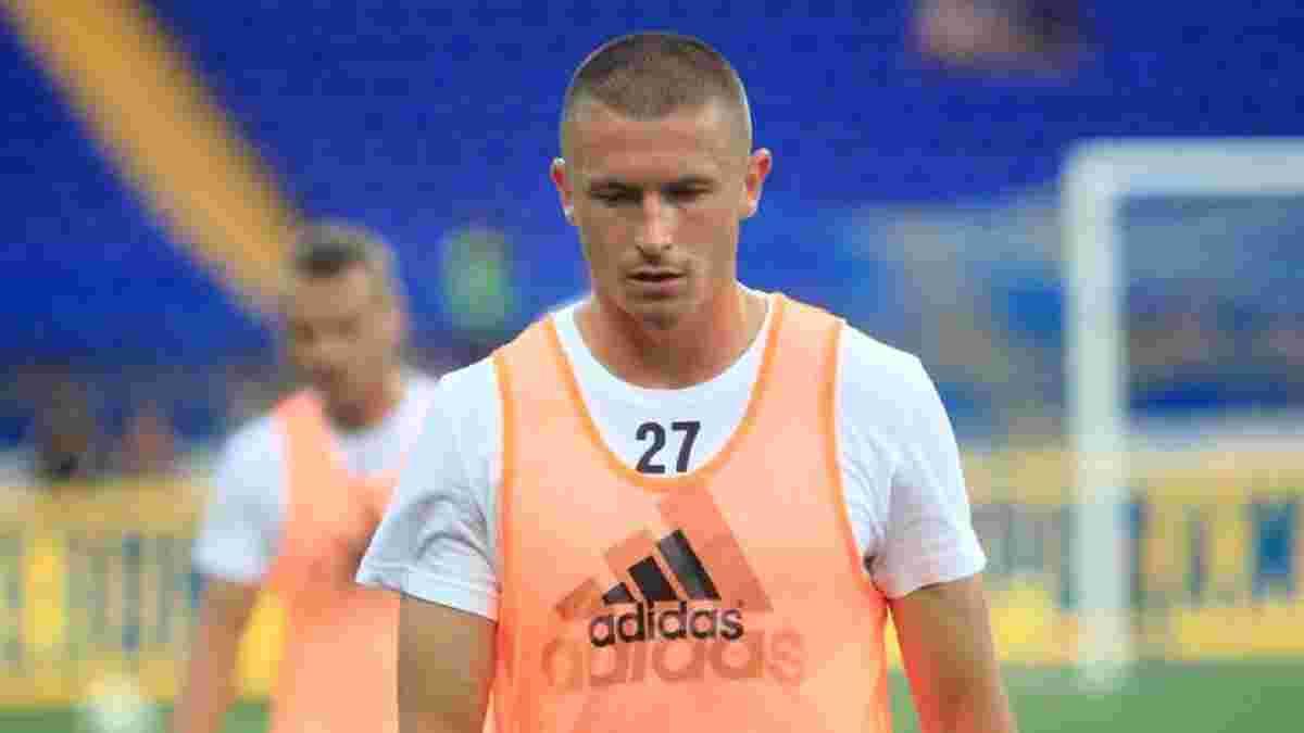 Цуриков назвал двух игроков Динамо, которые помешали ему раскрыться в киевской команде