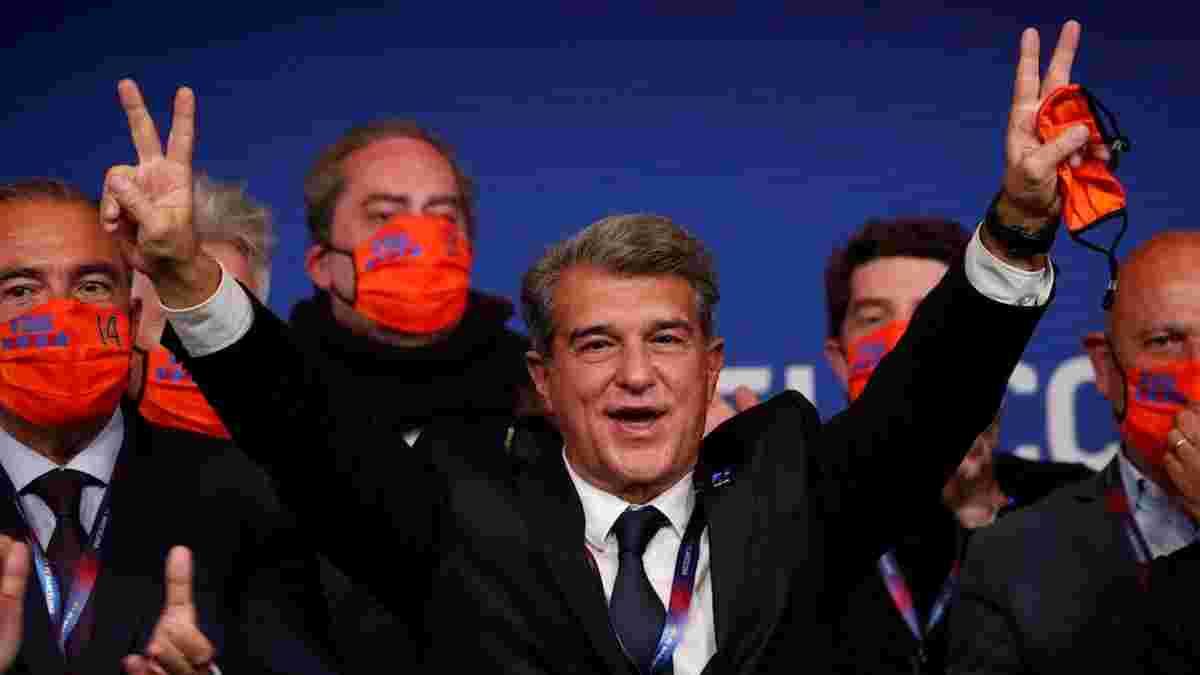 """Лапорта шокував """"священних корів"""" Барселони заходами економії"""