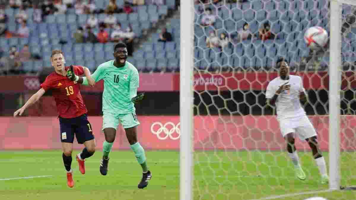 Испания дожала Кот-д'Ивуар и пробилась в 1/2 Олимпиады – исторический триллер с VAR и драмой защитников Барселоны и МЮ