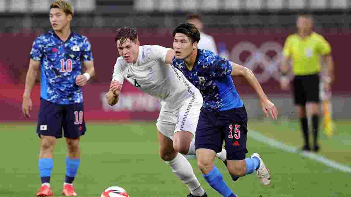 Япония впервые не победила, но пробилась в полуфинал Олимпиады после удачной серии пенальти