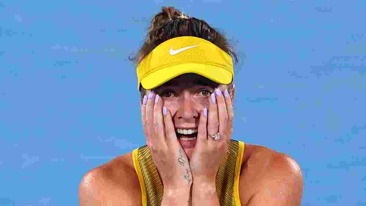 """Свитолина – о """"золотой"""" бронзе Олимпиады: Для меня, для Украины она значит очень многое"""
