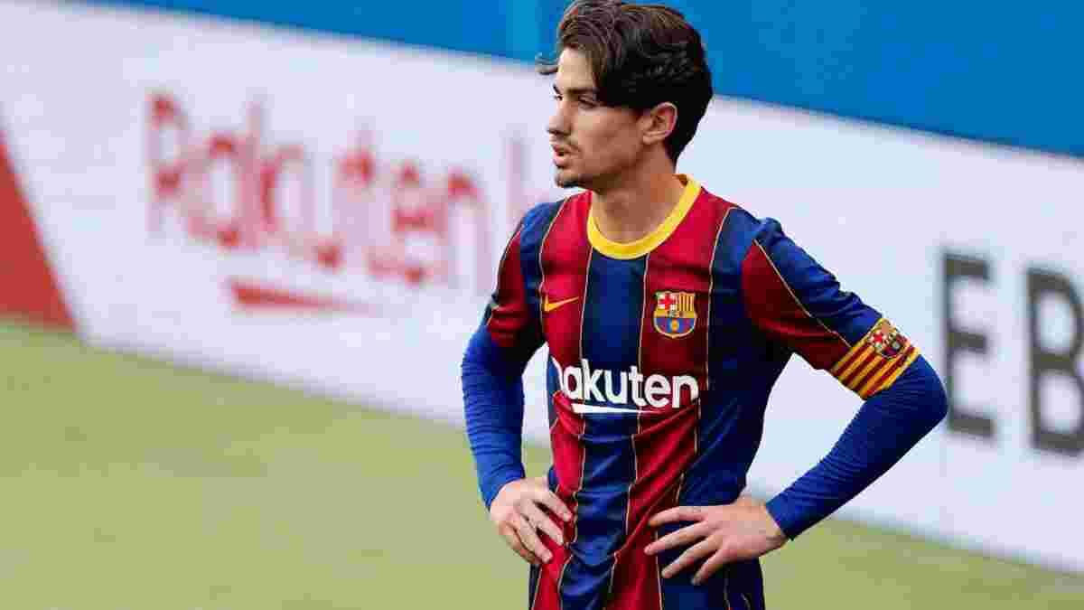 Барселона избавится от звезды молодежки, который забивает суперголы – он станет одноклубником украинца