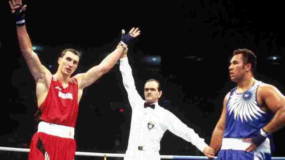 Від Кличка до Усика: українські боксери на Олімпійських іграх
