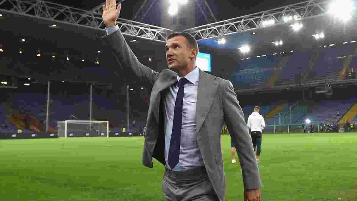 Хацкевич предположил, почему Шевченко решил покинуть сборную Украины
