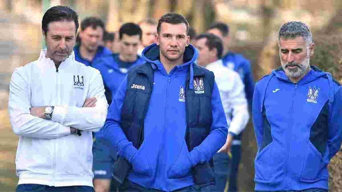 Шевченко покинул сборную Украины из-за финансовых разногласий с УАФ, – СМИ