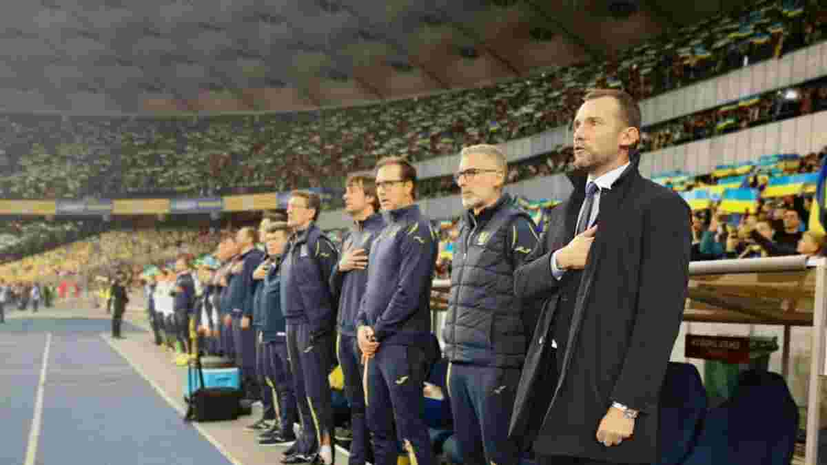 Хто очолить збірну України після Шевченка – 12 кандидатур