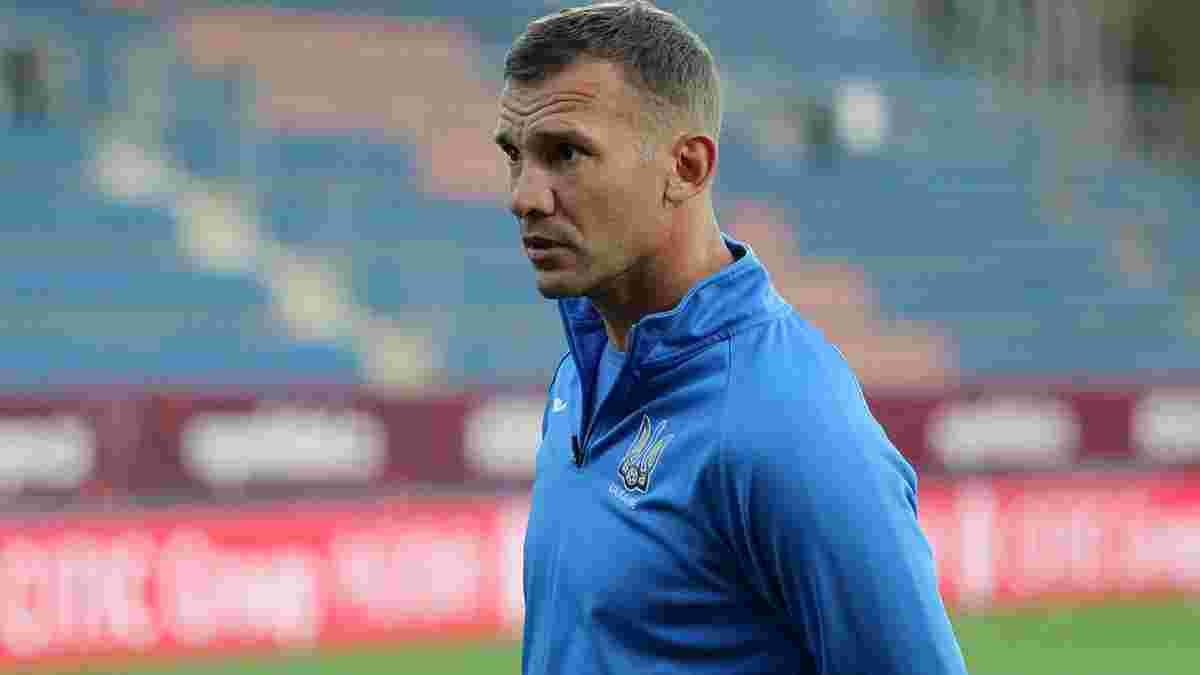 Шевченко имел недоразумения с УАФ перед Евро-2020 – журналист озвучил новую причину ухода наставника из сборной Украины