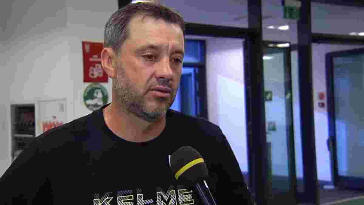 Вірт підкреслив головну різницю між Динамо та Вересом