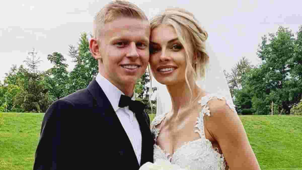 Зінченко та Влада Седан стали батьками – пара не розлучалась навіть під час пологів