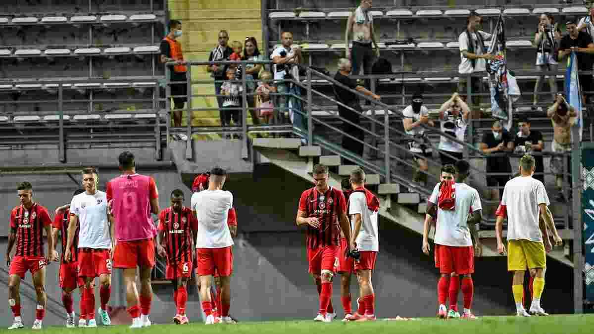 Заря узнала соперника в квалификации Лиги Европы