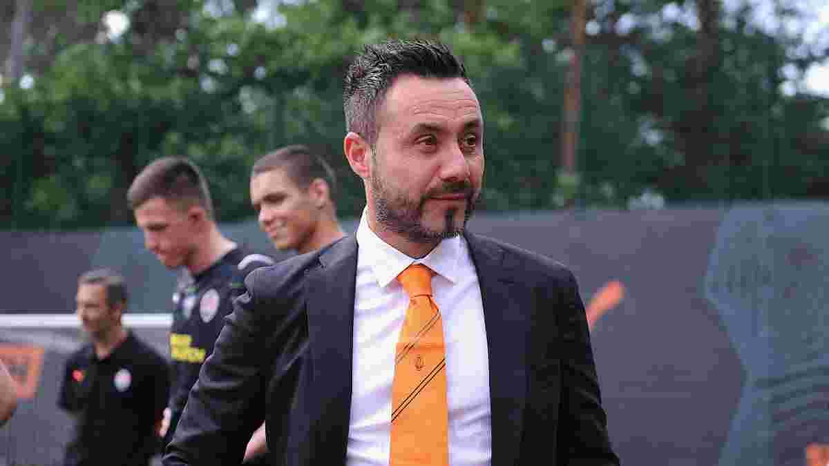 Генк – Шахтер: предматчевая пресс-конференция Де Дзерби – о дебюте в Лиге чемпионов и лимите в УПЛ