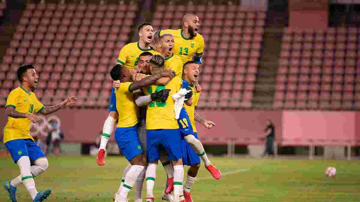 Бразилия вырывает путевку в финал Олимпиады – драматическая серия пенальти, 36-летний Очоа на грани подвига