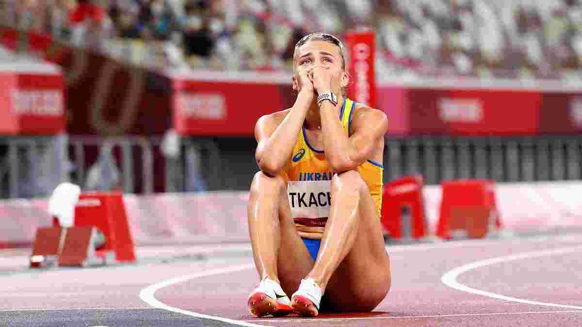 Розірвана футболка норвезького рекордсмена і зворушливі емоції українки – фото дня у легкій атлетиці на Олімпіаді
