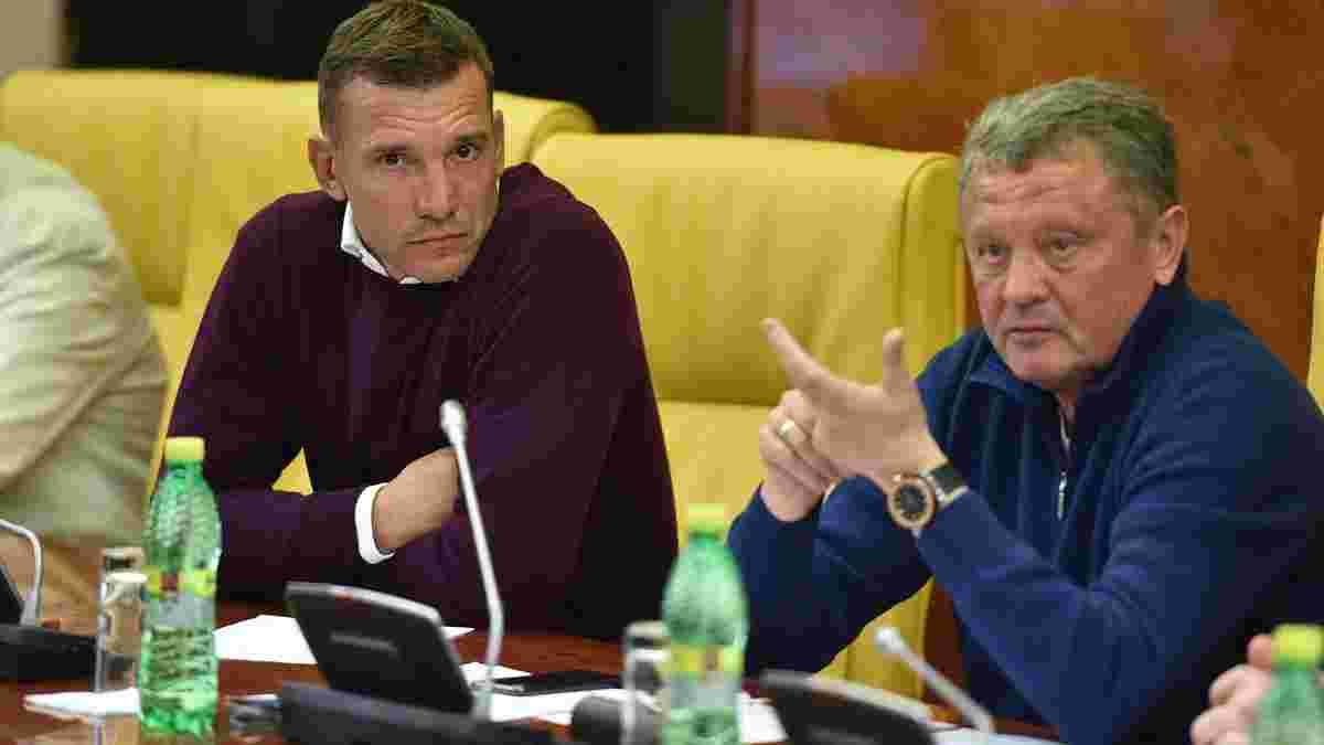 Маркевич та УАФ мають різне бачення роботи у збірній України – джерело вже назвало одного із ймовірних помічників