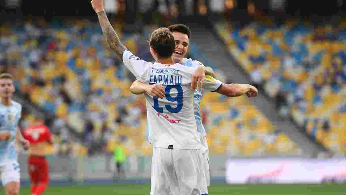 Фенербахче – Динамо: онлайн-трансляция матча – дебют главного новичка лета против Озила