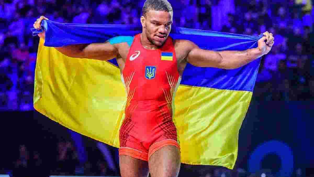 Беленюк завоевал для Украины первую золотую медаль Олимпиады в Токио