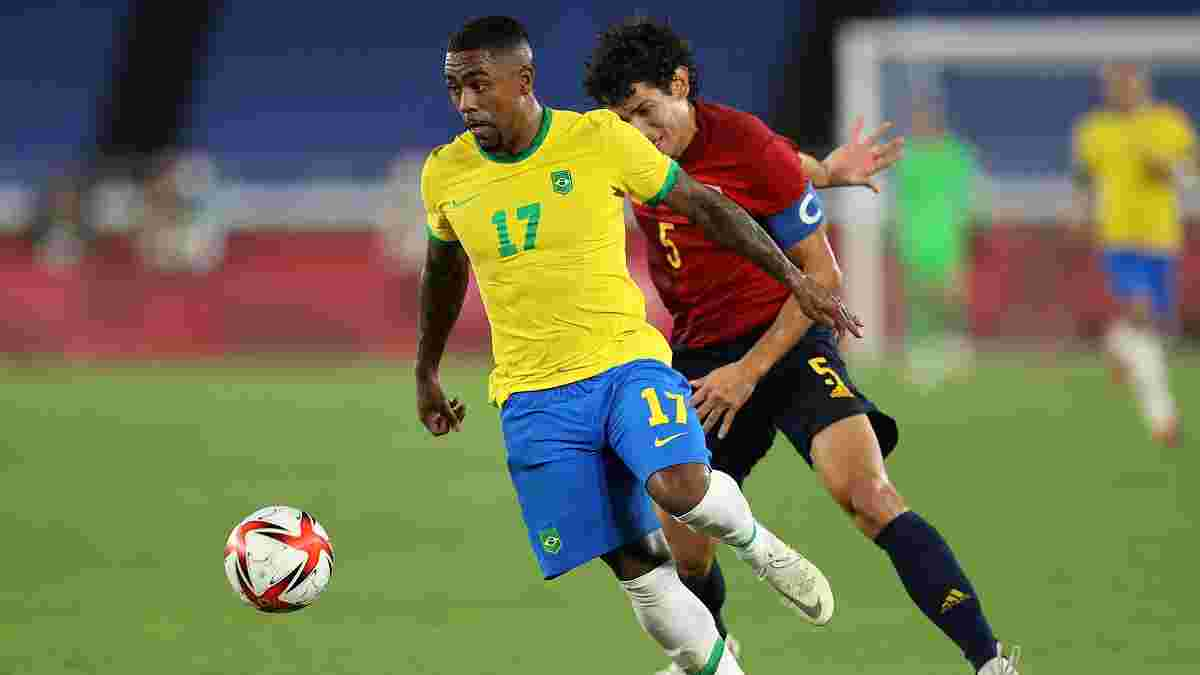 Бразилия дожала Испанию и во второй раз подряд выиграла Олимпийские игры – Дани Алвес завоевал 46-й трофей в карьере