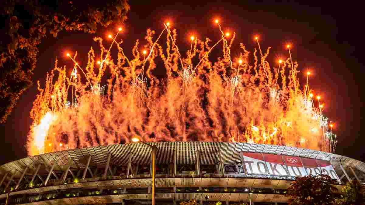 Эффектная церемония закрытия Олимпиады-2020: Украина шагает в неполном составе, Токио пасует на Париж