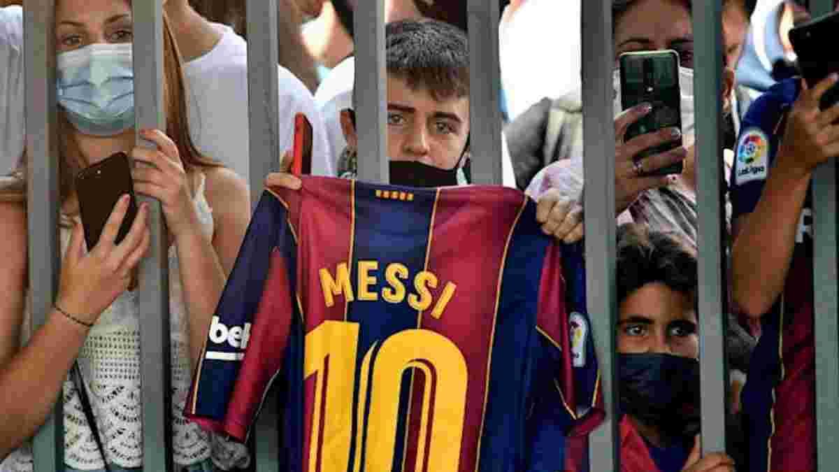 Сосиос Барселоны попытаются сорвать трансфер Месси в ПСЖ