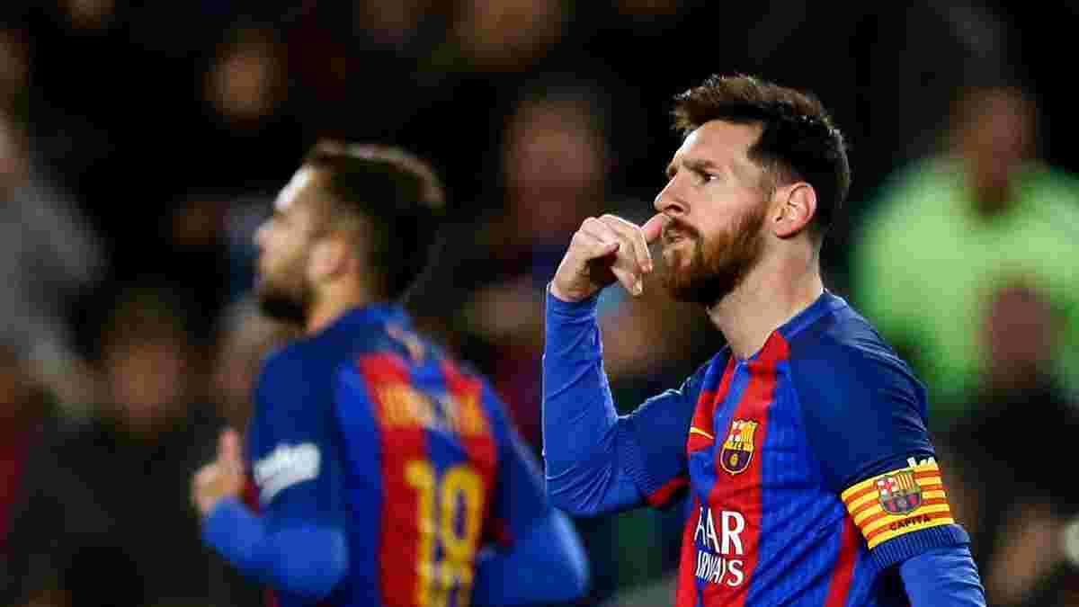 Мессі опублікував зворушливий пост в Instagram після прощання з Барселоною