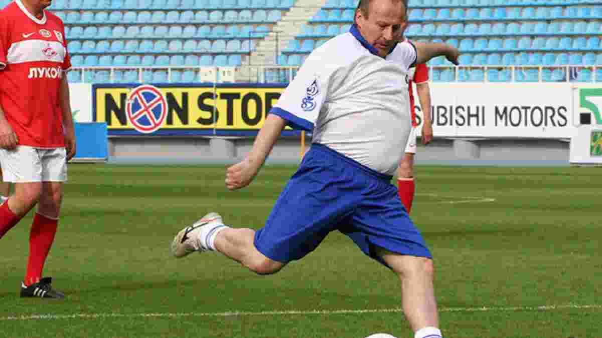 Легенда Динамо програв 1 млн доларів у казино