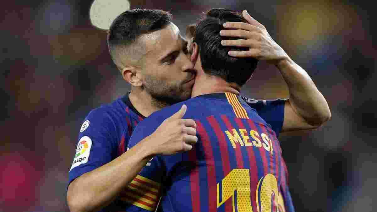 Барселона выбрала нового капитана на вакантное место Месси