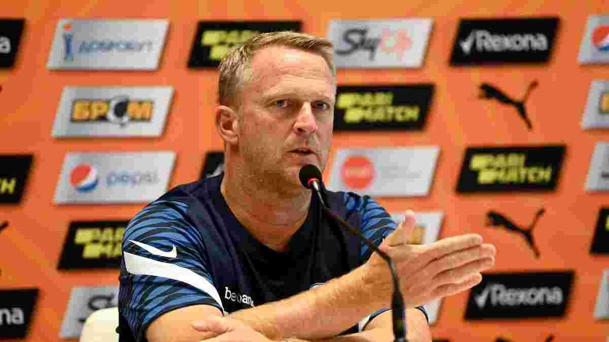 Шахтер – Генк: тренер бельгийцев поражен Олимпийским и готовится выйти в групповой этап Лиги чемпионов