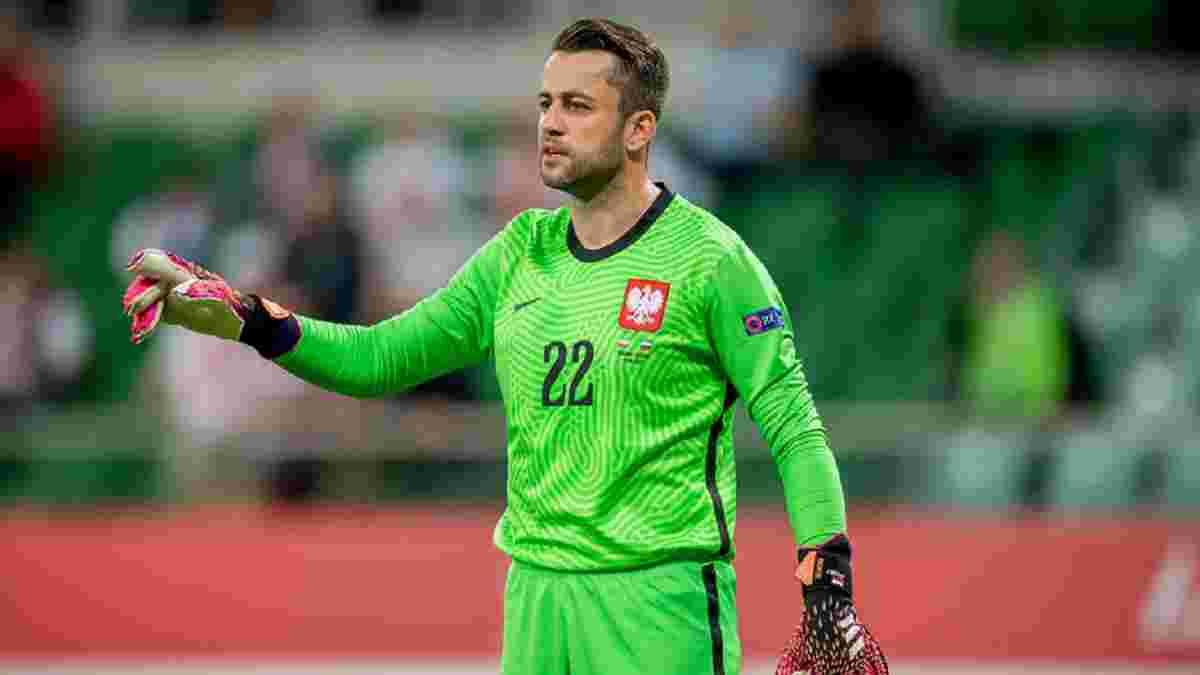 Фабіанскі завершив кар'єру у збірній Польщі