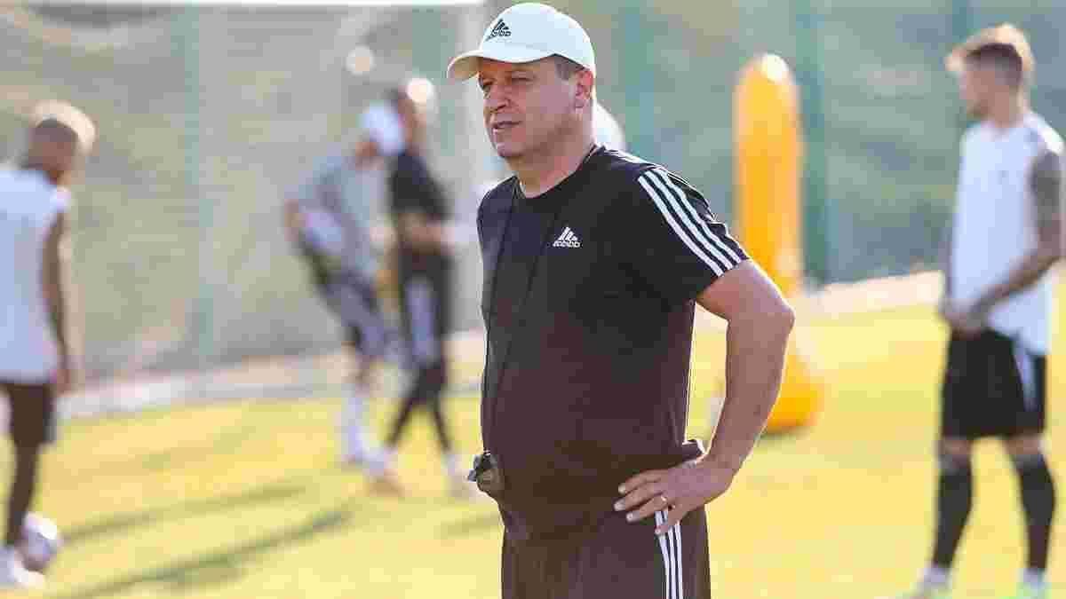 Вернидуб з Шерифом створив найбільшу сенсацію 3-го раунду ЛЧ – український тренер налаштований на більше