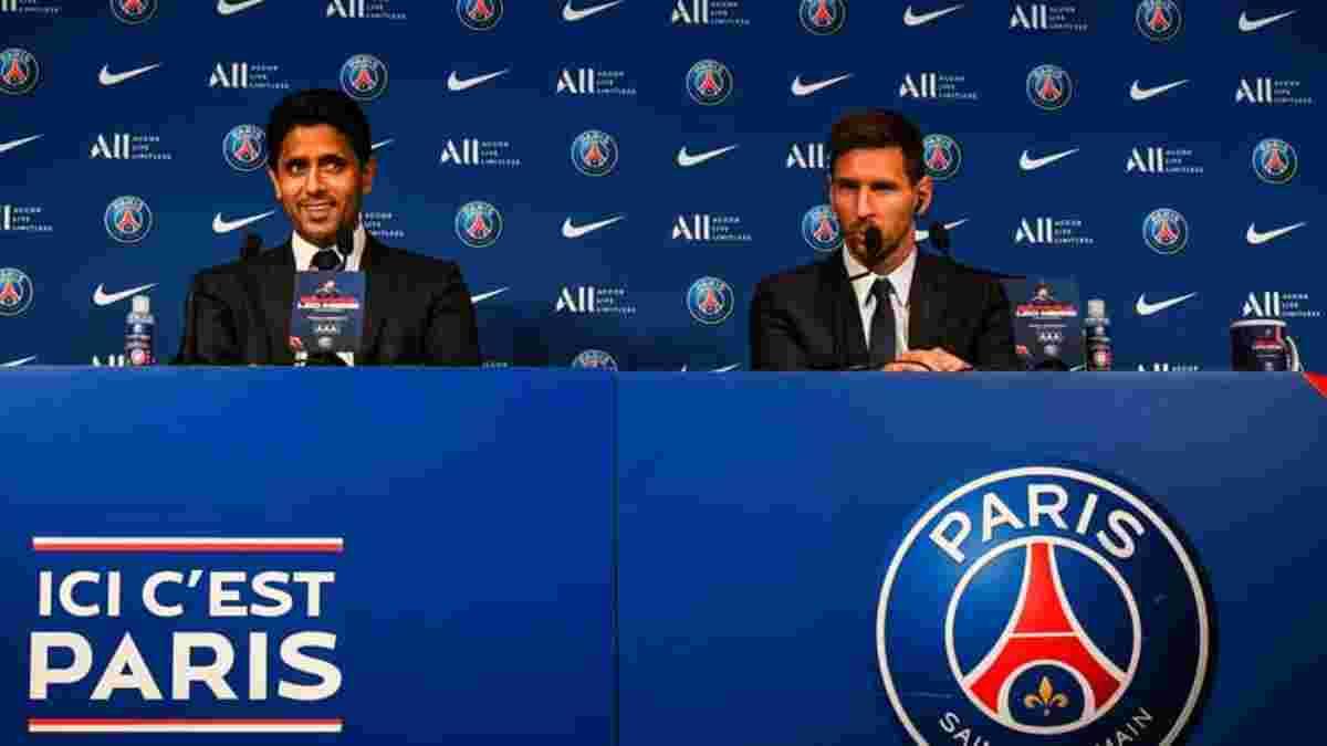 """""""Он творит магию"""": Аль-Хелаифи уверен, что ПСЖ изменил историю футбола переходом Месси"""