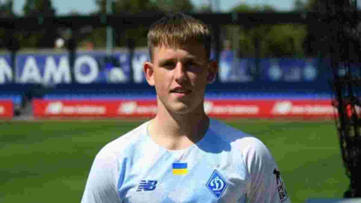 Динамо підписало юного півзахисника з Литви
