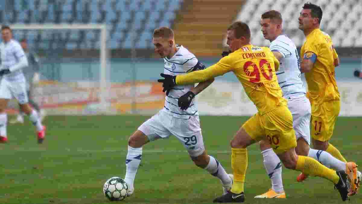 Ингулец – Динамо: матч УПЛ перенесен в Киев