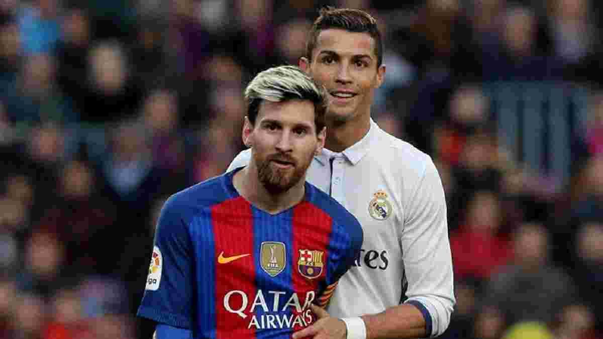 Роналду зовут бросить вызов Месси во Франции – португалец ответил