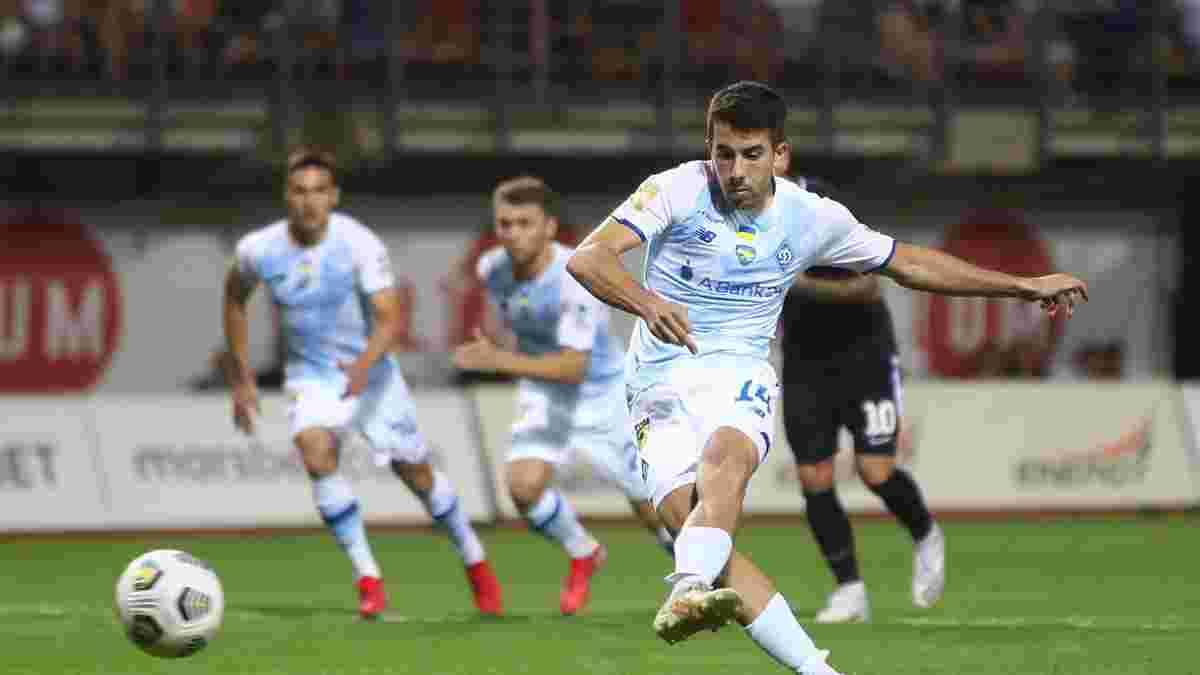 Де Пену хочуть підписати три клуби Серії А – Динамо вже втричі зменшило апетити