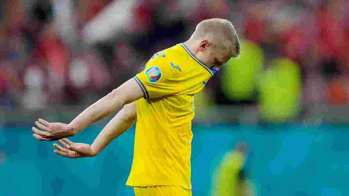 """Зінченко виявився """"найбіднішим"""" гравцем Манчестер Сіті"""