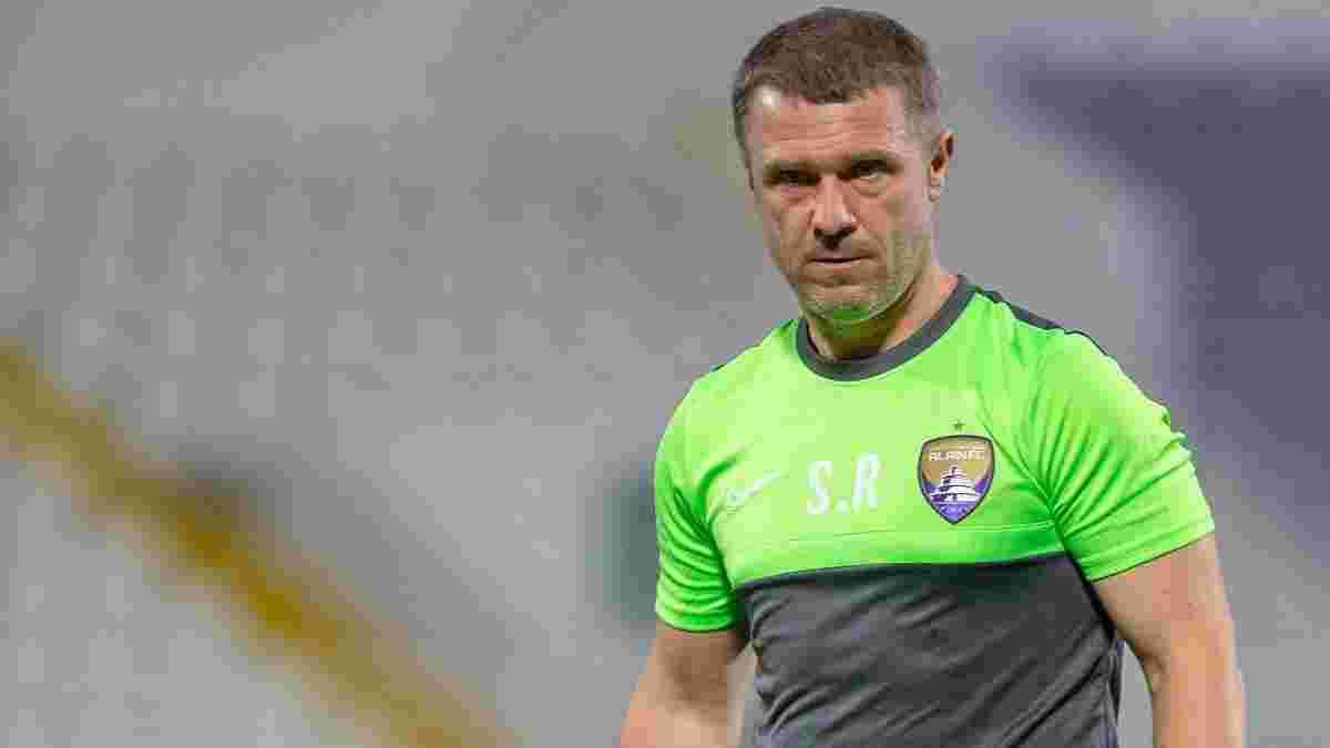 Ребров оценил игроков Аль-Айна и уже озвучил цель на новый сезон