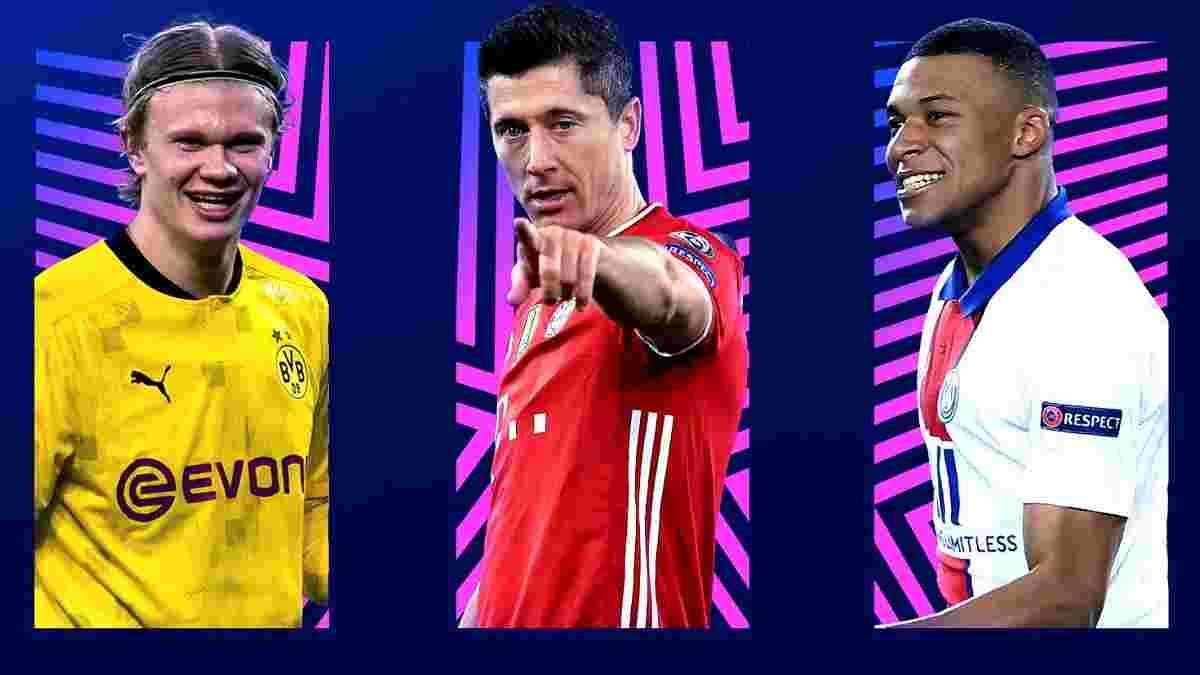 УЄФА оголосив претендентів на звання найкращих гравців Ліги чемпіонів – тотальна перевага Челсі й Манчестер Сіті
