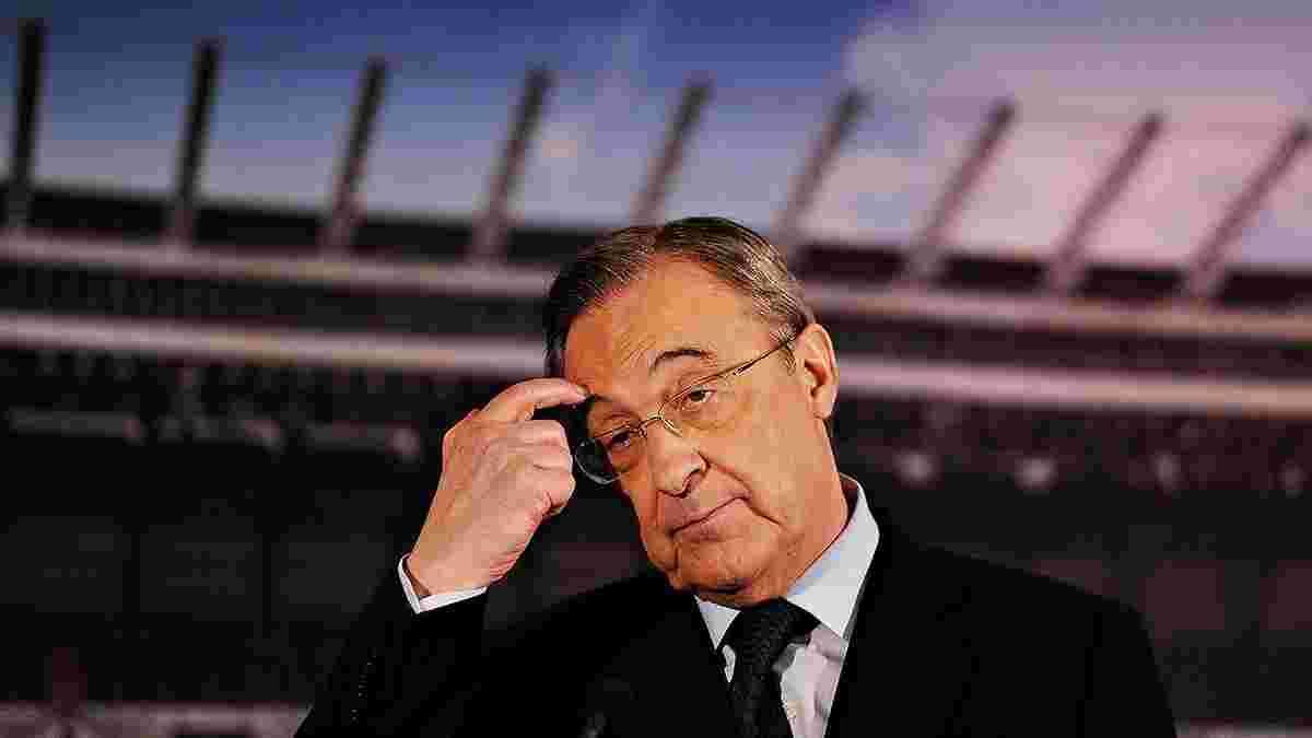 Реал возмущенно опроверг информацию о выходе из Ла Лиги