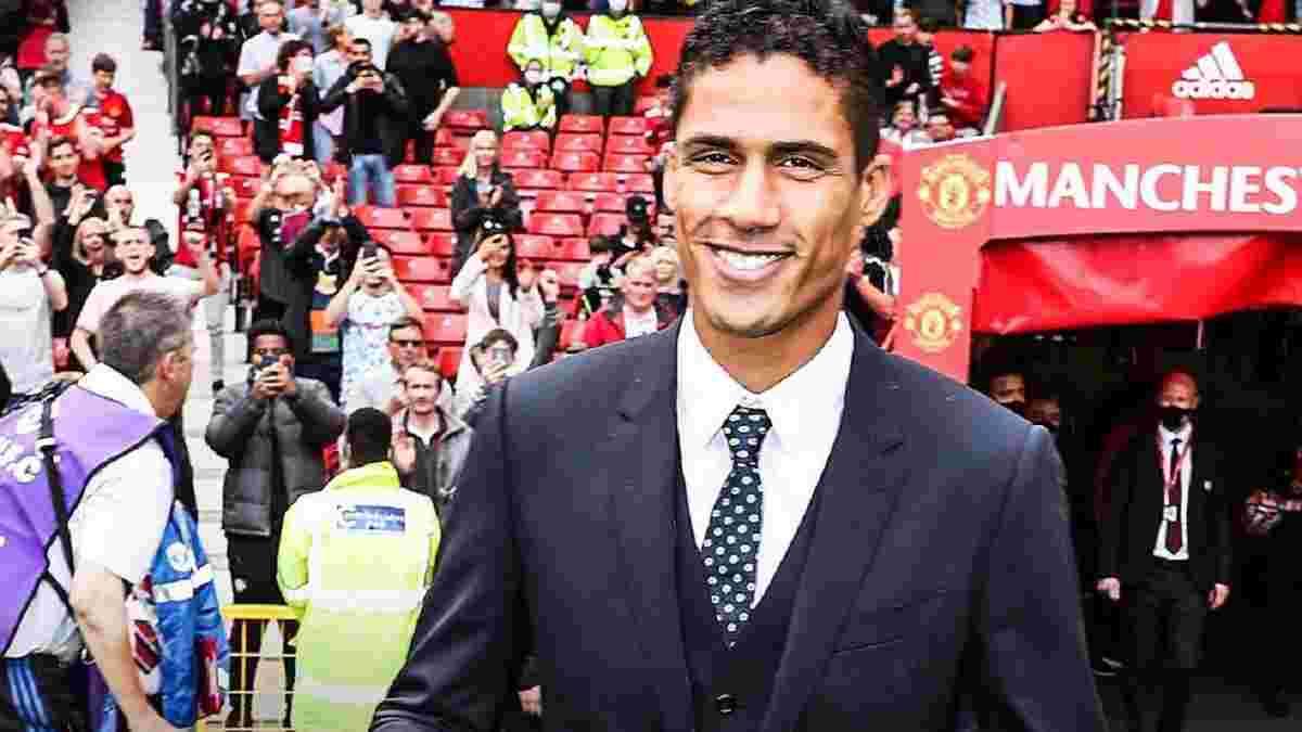 """""""Я не мог отказать Манчестер Юнайтед"""", – Варан объяснил, почему перебрался в команду Сульшера"""