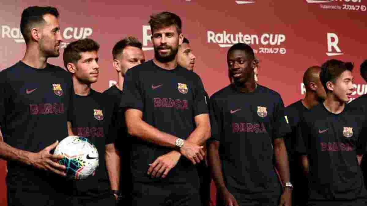 Куман відзначив, що не лише Піке пожертвував своєю зарплатою заради Барселони