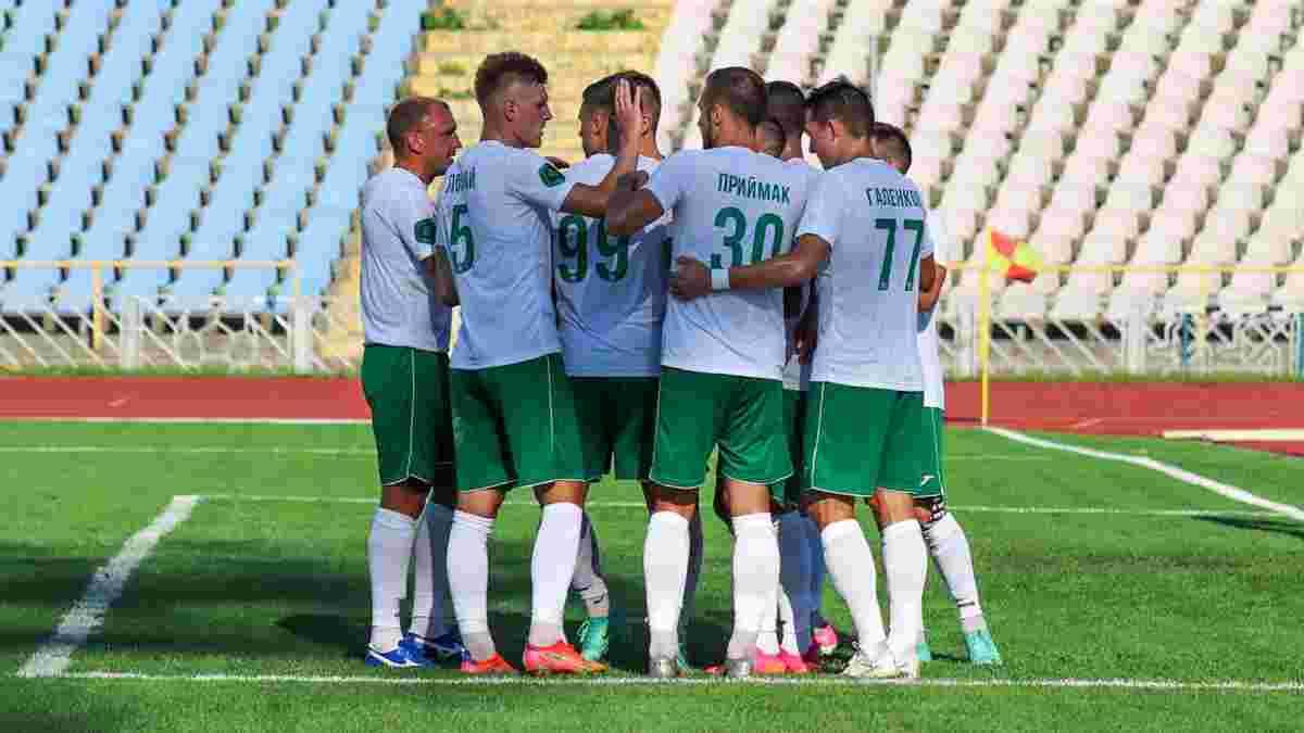 Вторая лига: Карпаты Львов и Левый Берег продлили победную серию, парад погромов и быстрых голов – все результаты