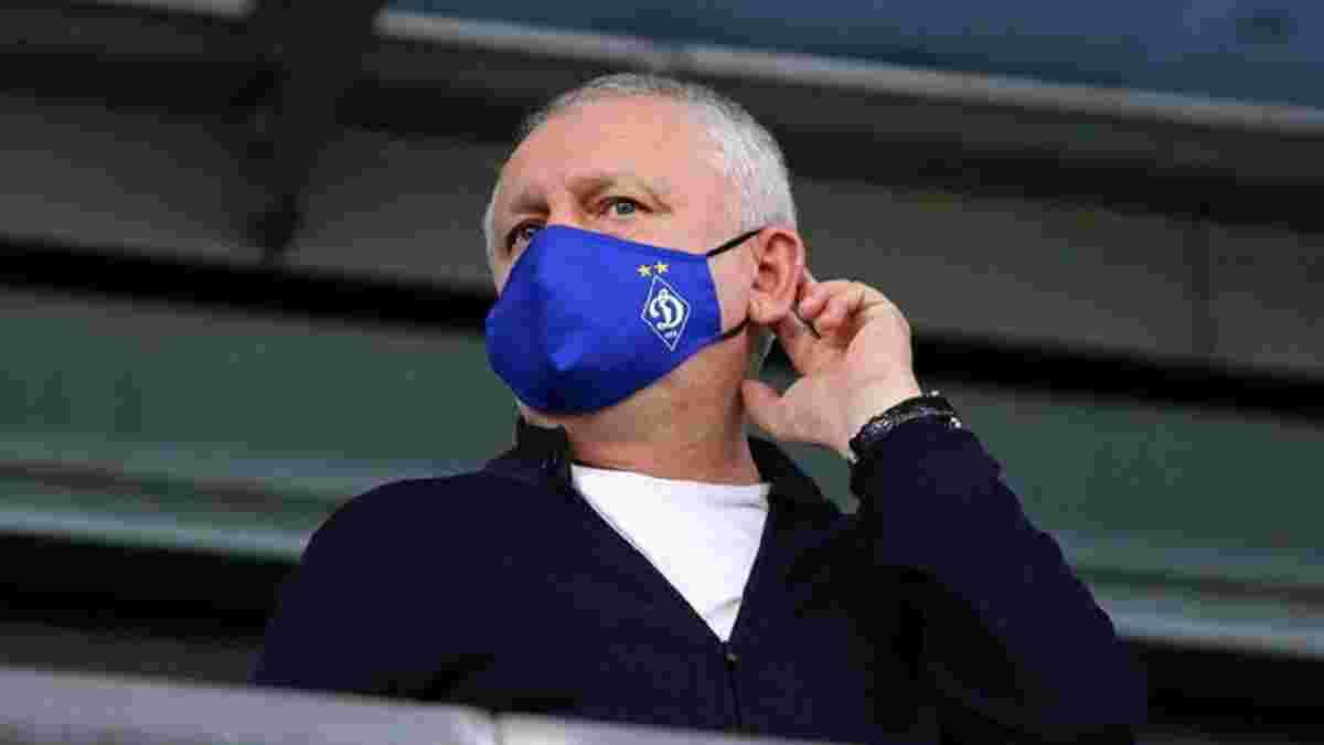 Суркис заинтриговал планами Динамо на конец трансферного окна – киевляне еще могут усилиться или отпустить игроков