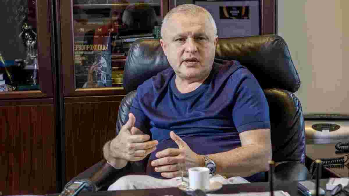 Суркису все равно, с кем Динамо окажется в группе Лиги чемпионов