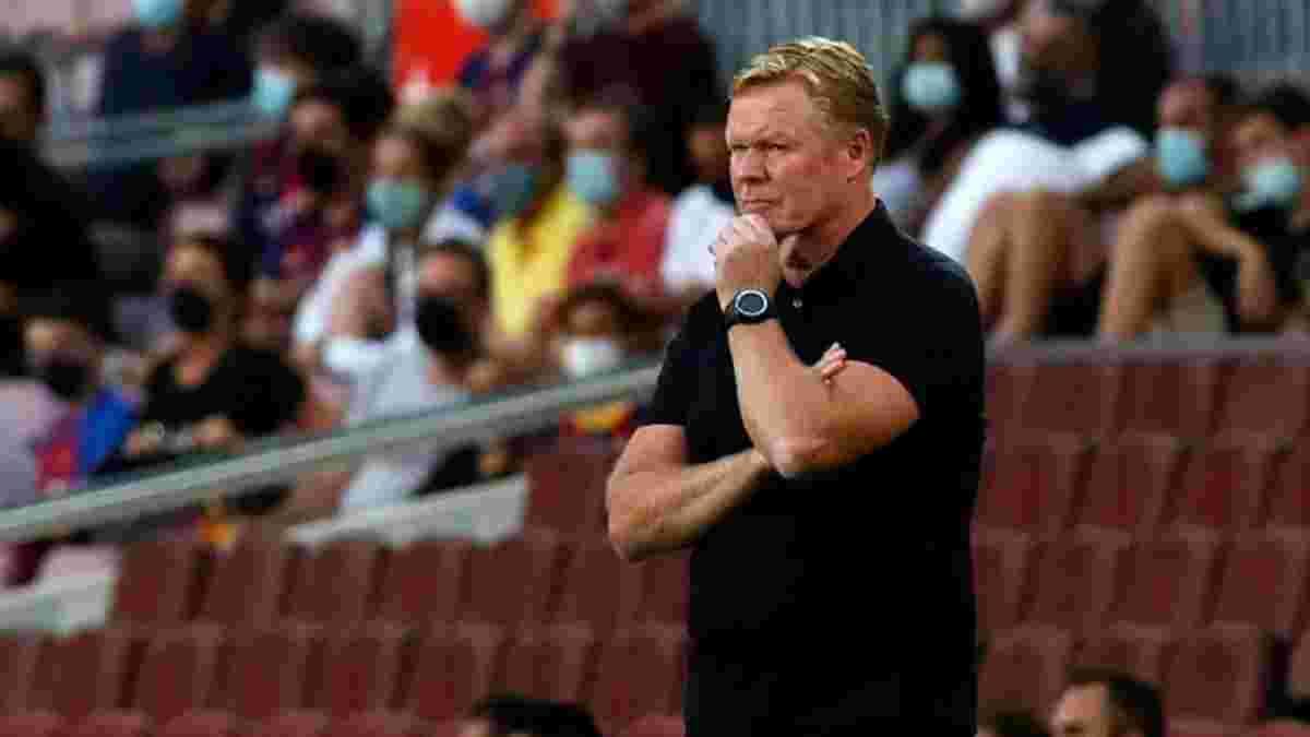 Куман підкреслив головну зміну в грі Барселони після відходу Мессі