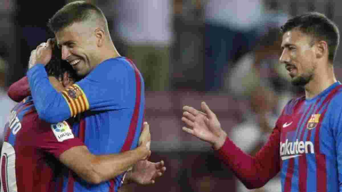 """""""За Пике последуют и другие"""": Серхи Роберто подтвердил, что капитаны Барселоны готовы на жертвы ради клуба"""