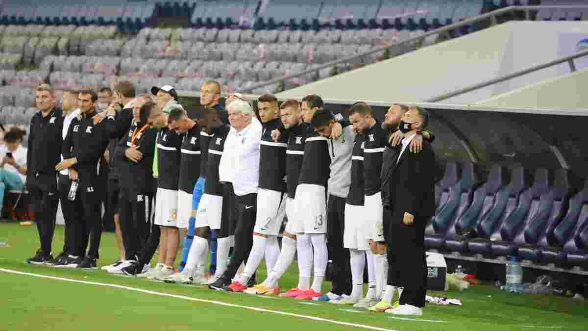 Вацко: Колос і Ворскла показали рівень українського футболу в Європі