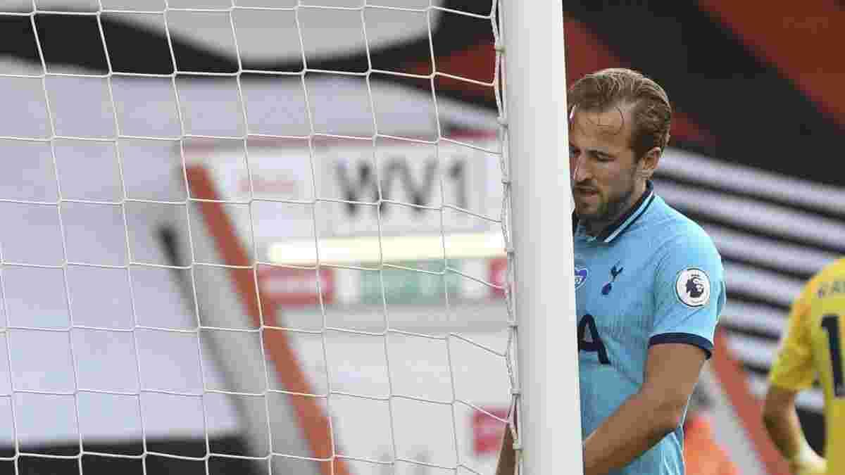 Тоттенхем заявив Кейна на матч Ліги конференцій – трансфер у Манчестер Сіті виглядає все примарнішим