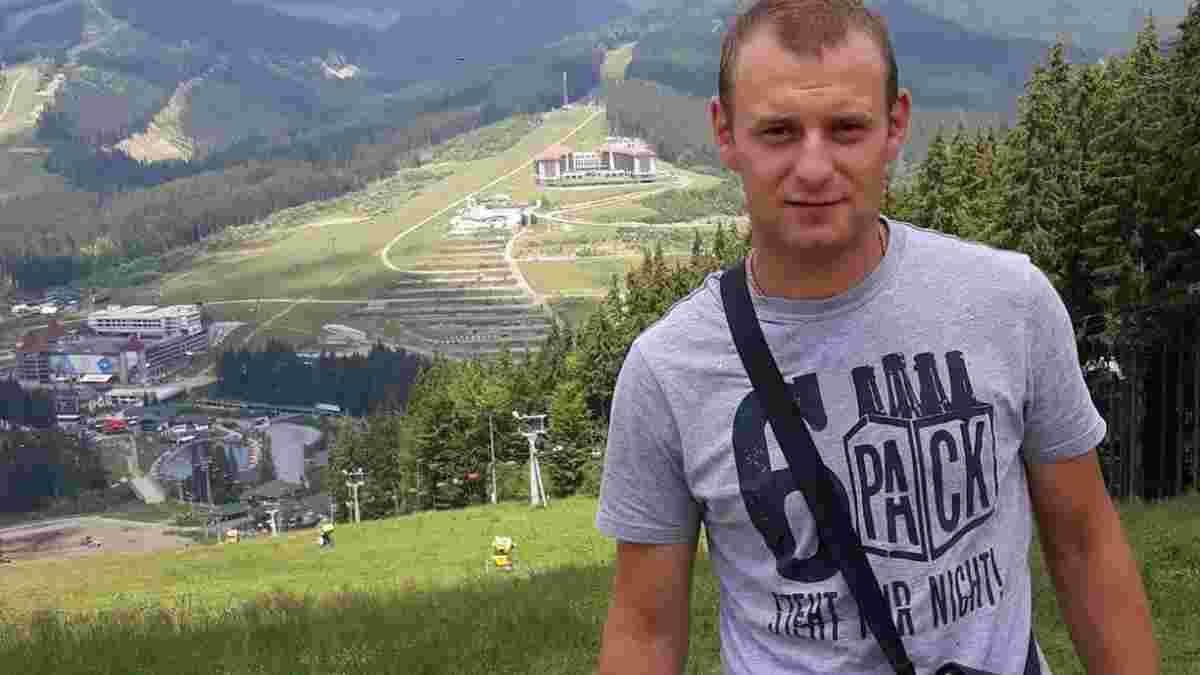 Український футболіст аматорської команди помер під час матчу