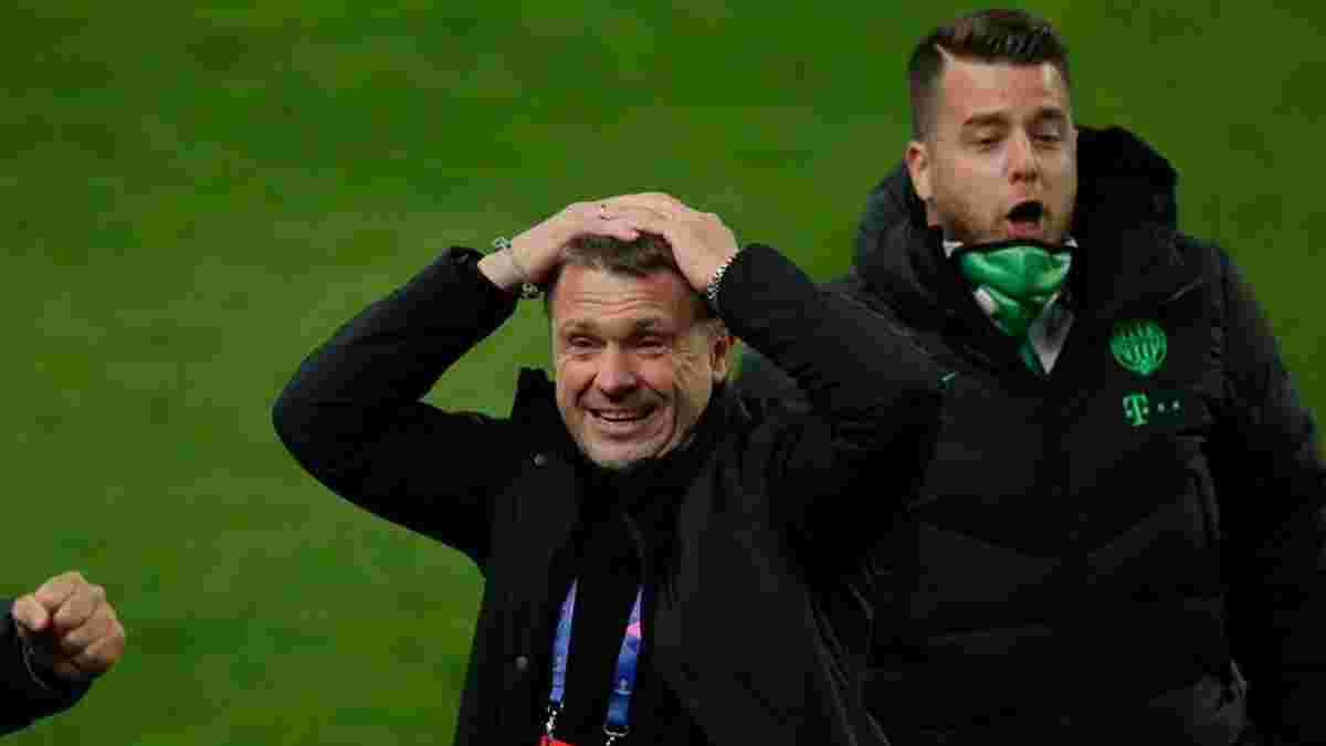 Ребров мав очолити збірну України, якби Шевченко пішов у Мілан, – журналіст