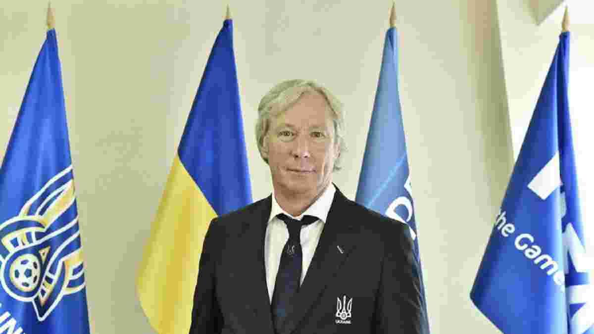 Михайличенко розповів, як УАФ формувала заявку збірної України на вересневі матчі відбору ЧС-2022